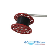 Ultimate Rattle Reel Red