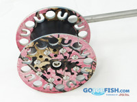 Ultimate Rattle Reel Pink Camo
