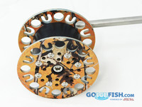 Ultimate Rattle Reel Orange Camo