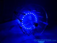 Northern Lights Blue Rattle Reel