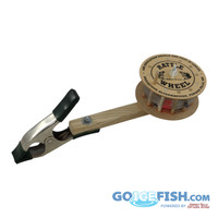 Wood Rattle Reel with Clamp