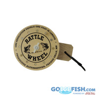 Wood Rattle Reel