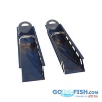 Booger Johnson EZ Skee Set Single Axle