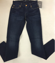 7 for All Mankind Dark Wash Skinny Jeans Size 24 AU0287995S