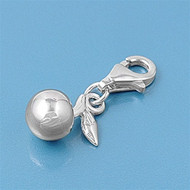 Cherry Add On Charm Sterling Silver 20MM