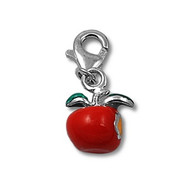 Apple Add On Charm Sterling Silver 21MM