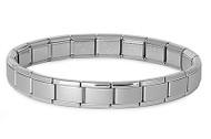 Designer Style Bracelet Stainles Steel Adjustable