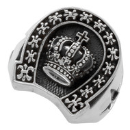 Cowboy King Ring Sterling Silver 925