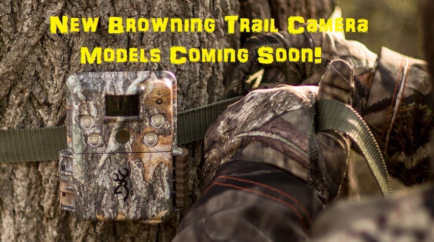 2018 Browning Trail Cameras : Strike Force Pro Models