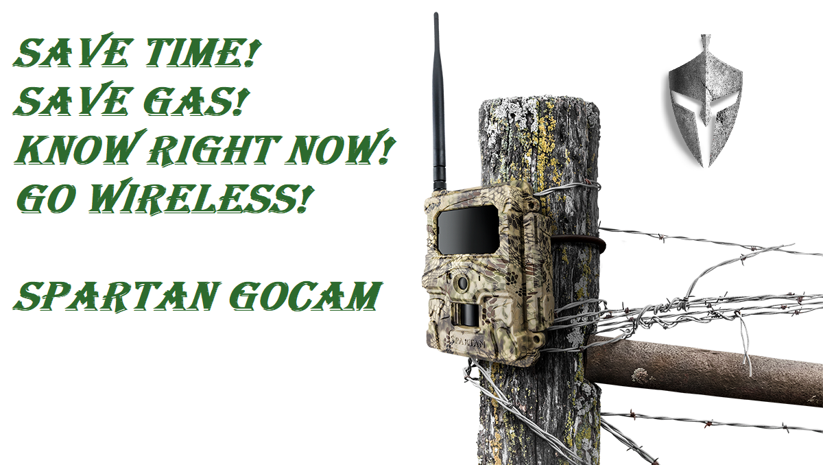 Spartan GoCam Wireless Camera