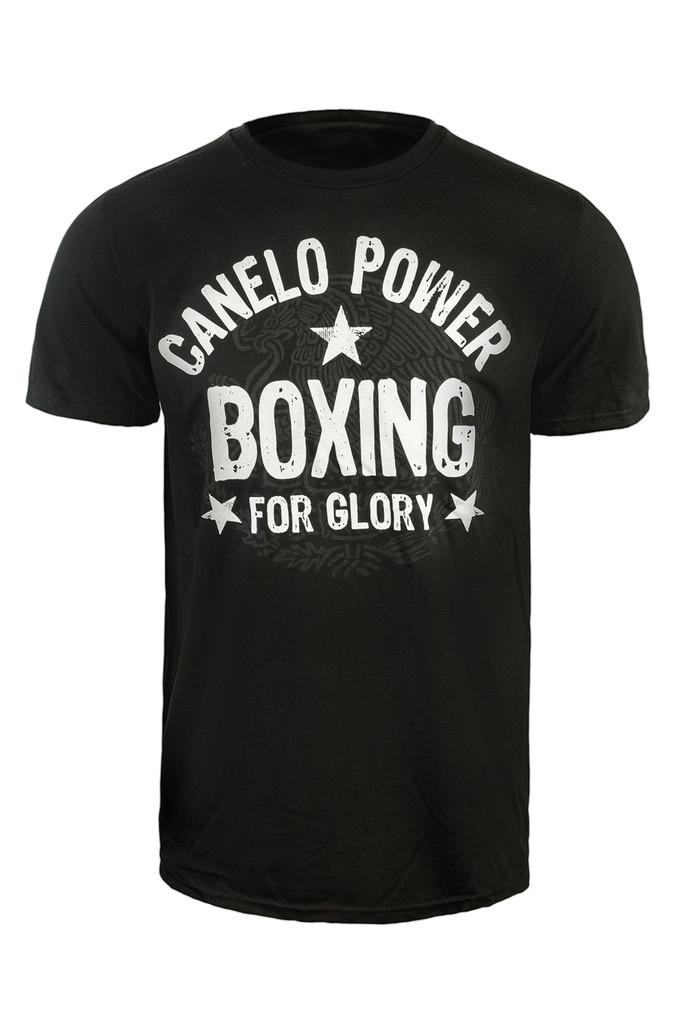 "Its a new era ""Canelo Power Boxing Era"". We do it for glory!"