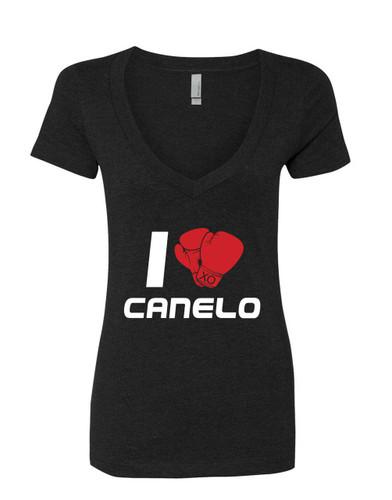 """Canelo Alvarez """"I Glove Canelo"""" Shirt"""