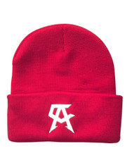 Canelo Alvarez Icon Red Beanie