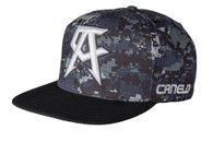 CA DIGI CAMO Snap Back Hat