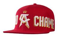 "Canelo Alvarez ""Champ"" Red Snapback"