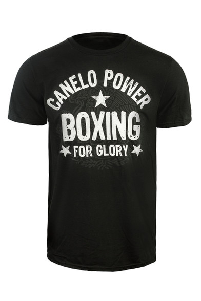 "Its a new era ""Canelo Power Boxing Era"". We do it for glory!"