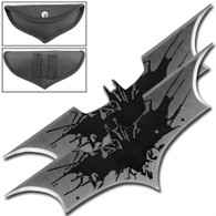 Fantasy Dark Bat Thrower Set Black Splash