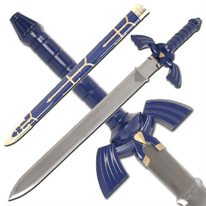 Accurate Zelda Sword