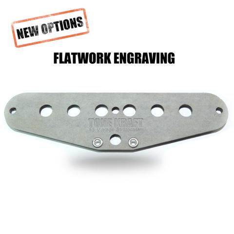 Custom Flatwork Engraving
