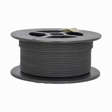 Black Cloth Pushback Wire