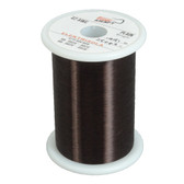 Plain enamel magnet wire 42 awg 50 lbs pickup wire plain enamel magnet wire 42 awg plain enamel copper greentooth Choice Image