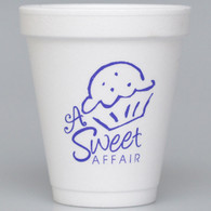 Personalized 6 oz. Foam Cups (Set of 50)