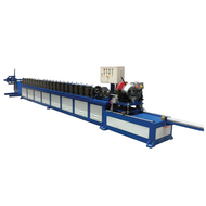 OVAL SERIES - OVAL ROLL FORMING MACHINE