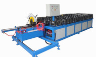 3 IN 1 DOOR SHUTTER SYSTEM ROLL FORMING MACHINE