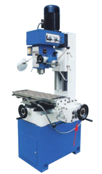DRILLING AND MILLING MACHINE