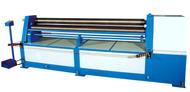 ASYMMETRICAL 3-ROLLER PLATE BENDING MACHINE