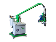 IMIX-LOW PRESSURE FOAMING MACHINE MADE IN ITALY BY ISC