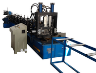 C&Z PURLING ROLL FORMING MACHINE