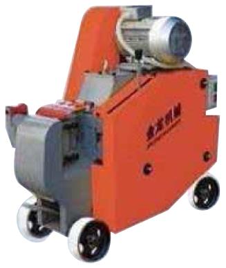 GQ42-STEEL BAR CUTTING MACHINE