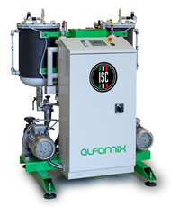 ALFAMIX SERIES - HIGH PRESSURE FOAMING MACHINE