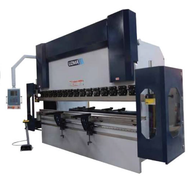 CAP 30135 S - SERIES — CNC HYDRAULIC PRESS BRAKE
