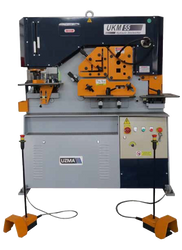 UKM 55 — IRON WORKER MACHINE ***front view