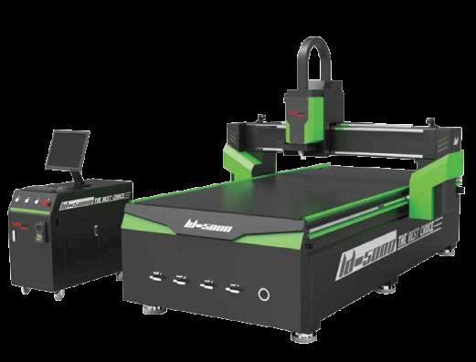 LD-5000 - CNC ROUTER MACHINE