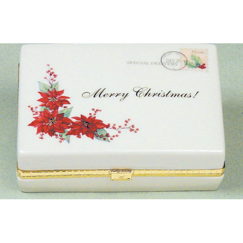 A Christmas Wish Music Box - Granddaughter