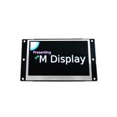 """MDP043N (M Display 4.3"""" RS-232 Serial High-Color TFT LCD Display)"""