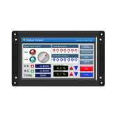"CHA-070PR - 7"" Open-Frame Panel PC Human Machine Interface (HMI) Development Kit"