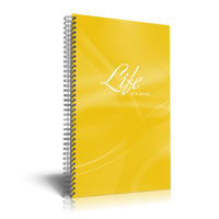 Classic Life Journal Yellow