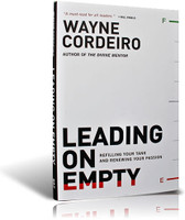 Leading On Empty (Hardcover)