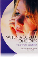 When A Loved One Dies (Booklet)