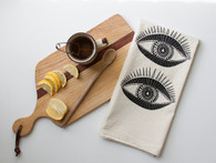 Seeing Eyes Towel
