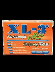 XL-3 Xtra Forte Capsulas