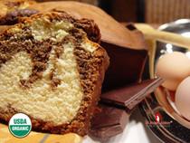 ORGANIC MARBLE CAKE