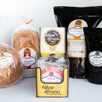 NEW GRAINS GLUTEN FREE VARIETY SAMPLER