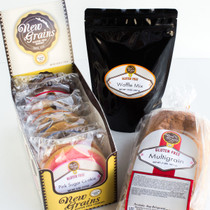 New Grains Gluten Free Sampler