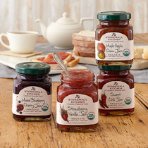 Our Organic Jam Collection - Stonewall Kitchen