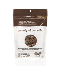 CHOCOLATE SEA SALT PROBIOTIC GRANOLA
